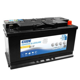 Exide Equipment ES900 80Ah Gel Batterie