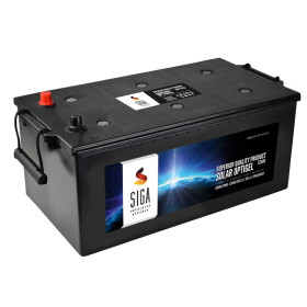 SIGA OPTIGEL Batterie 240Ah 12V
