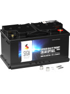 SIGA OPTIGEL Batterie 100Ah 12V