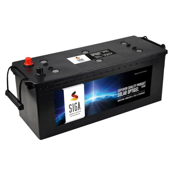 SIGA OPTIGEL Batterie 150Ah 12V